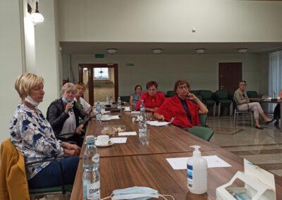 Posiedzenie Śląskiej Rady ds.Seniorów